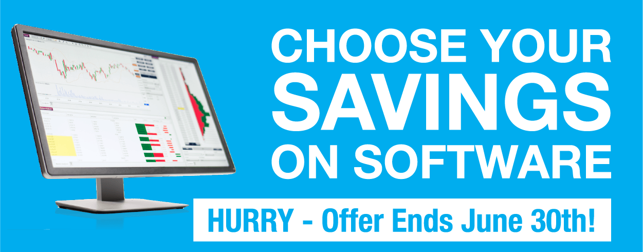 Choose Your Savings on Software. Hurry Ends June 30th!