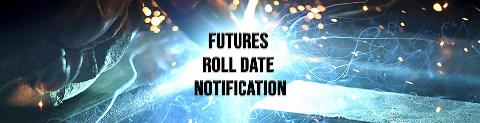 futures trading metals roll date