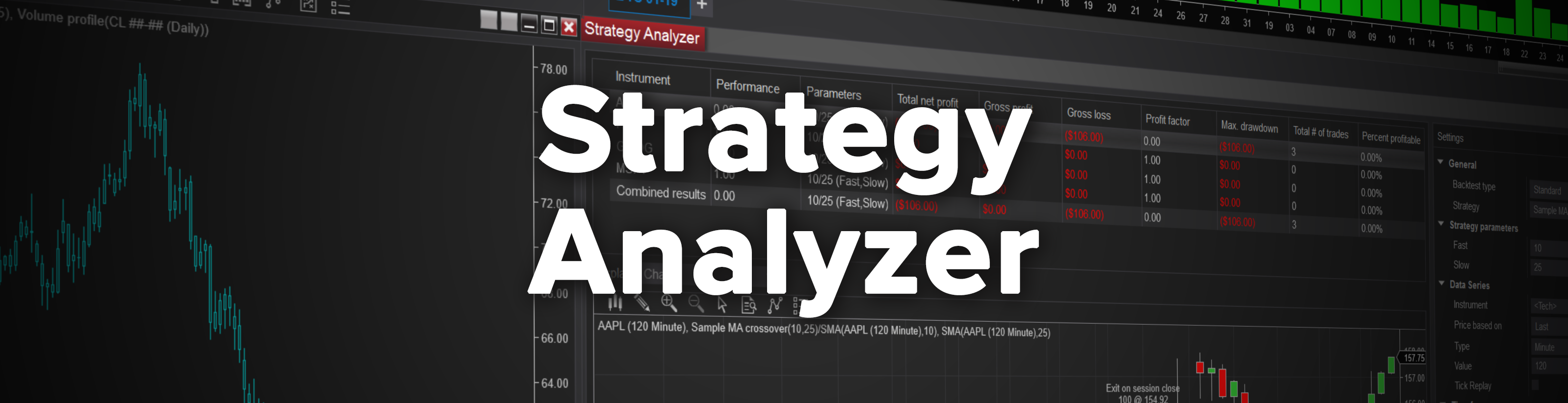 automated strategies backtest optimize