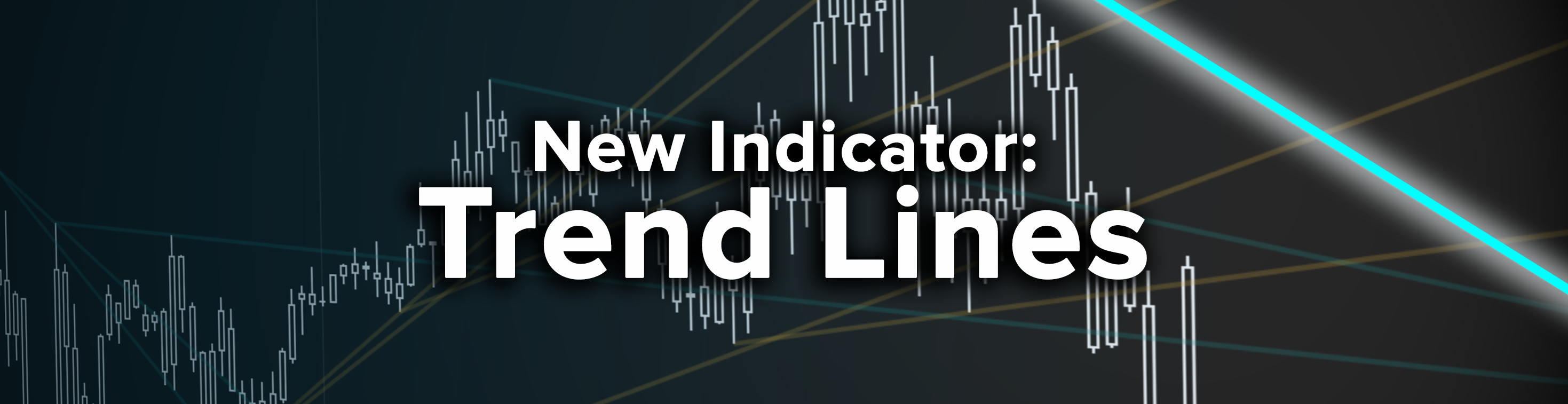 trend line trendline draw automatically indicator