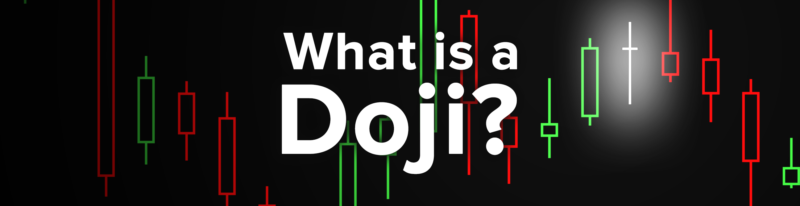 doji candle candlestick chart charting technical analysis trend