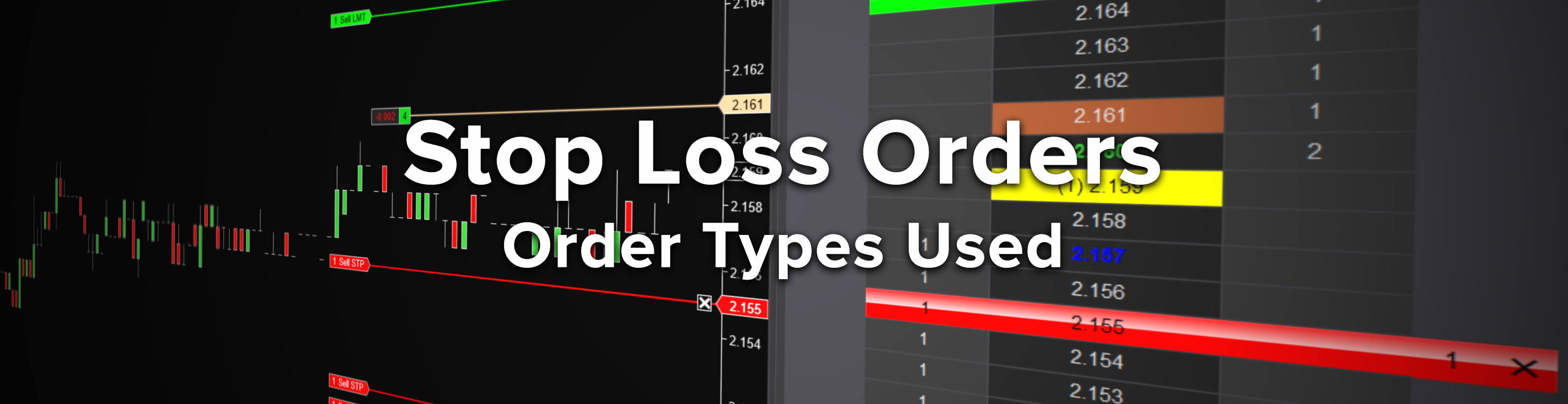 stop loss orders types