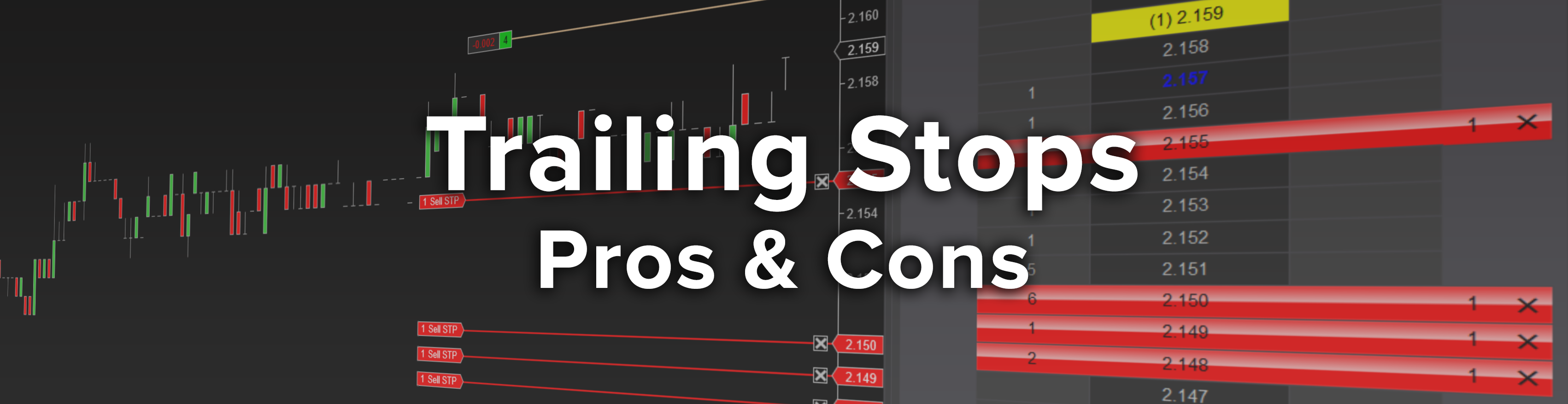 trailing stops stop loss pros cons protective