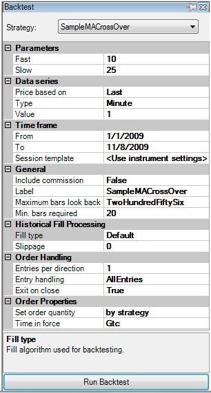 Forex data feed ninjatrader